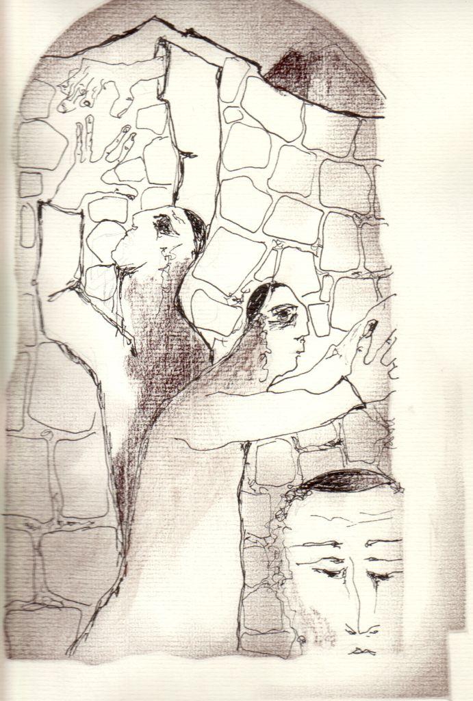 U zdi nářků
