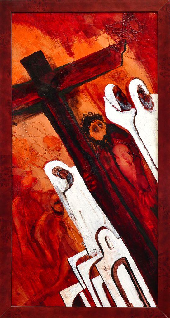 Soud - kříž