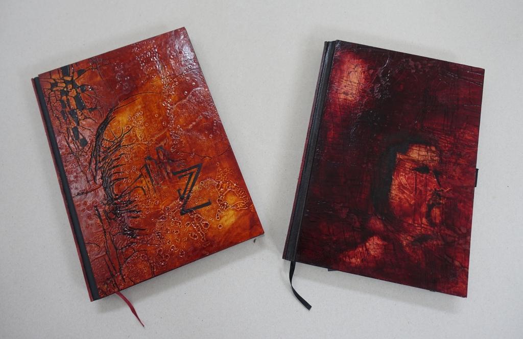 Upravené knižní desky